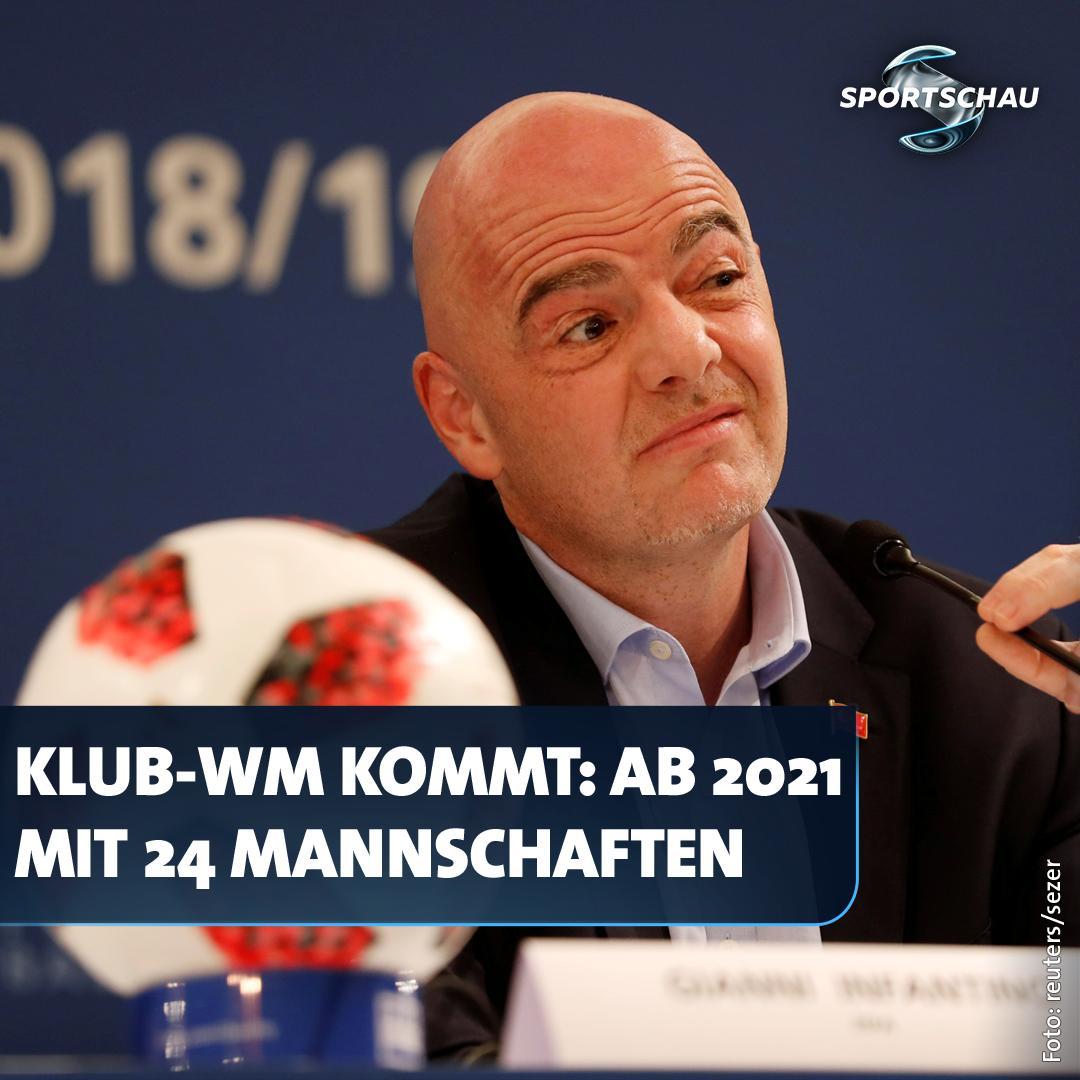 Sportschau's photo on Klub-WM
