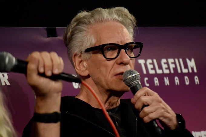 Happy Birthday to friend of the show... David Cronenberg!