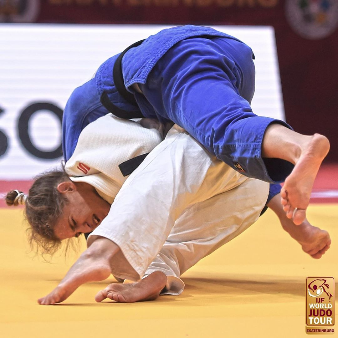 Nexogol's photo on #Judo