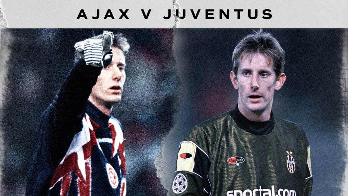 What @ChampionsLeague quarter final this is going to be! Loads of history in finals over the years between @AFCAjax and @juventusfc. Looking forward to meeting old friends again. #UCL #ajajuv