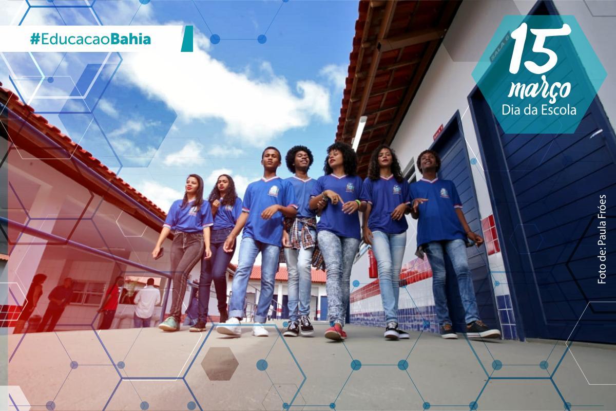 educacaobahia's photo on #DiaDaEscola