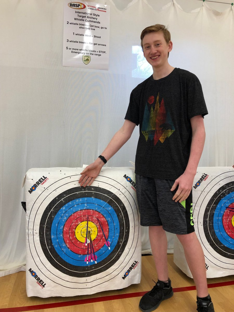 3 bullseyes in 5 arrows! 11 steps of shot execution to mastery part 2. <a target='_blank' href='http://twitter.com/APSCareerCenter'>@APSCareerCenter</a> <a target='_blank' href='https://t.co/yGqHDTyqfB'>https://t.co/yGqHDTyqfB</a>