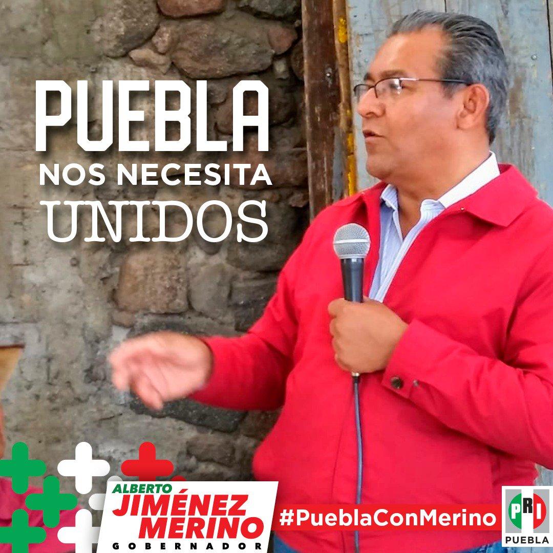 CDE PRI Puebla's photo on #PueblaConMerino
