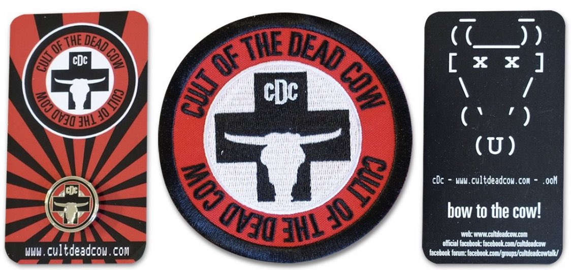 Robby Starbuck's photo on Cult of the Dead Cow