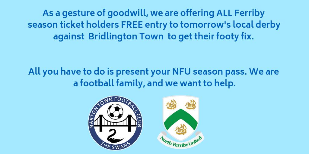 Barton Town FC's photo on North Ferriby
