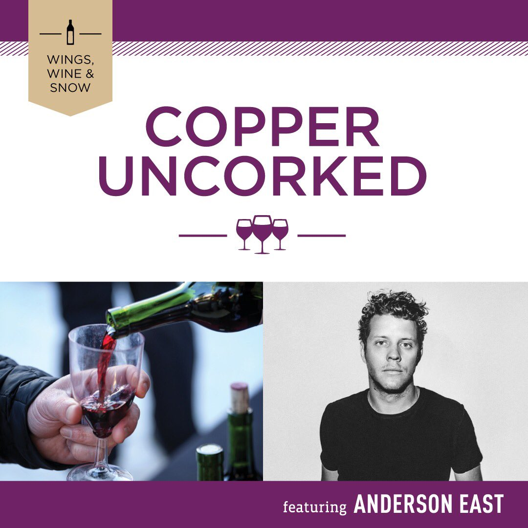 See you tomorrow 3/16 for #CopperUncorked at @CopperMtn!  http://bit.ly/2HspGCT