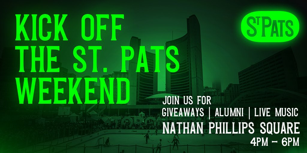 Toronto St. Pats's photo on Nathan Phillips Square