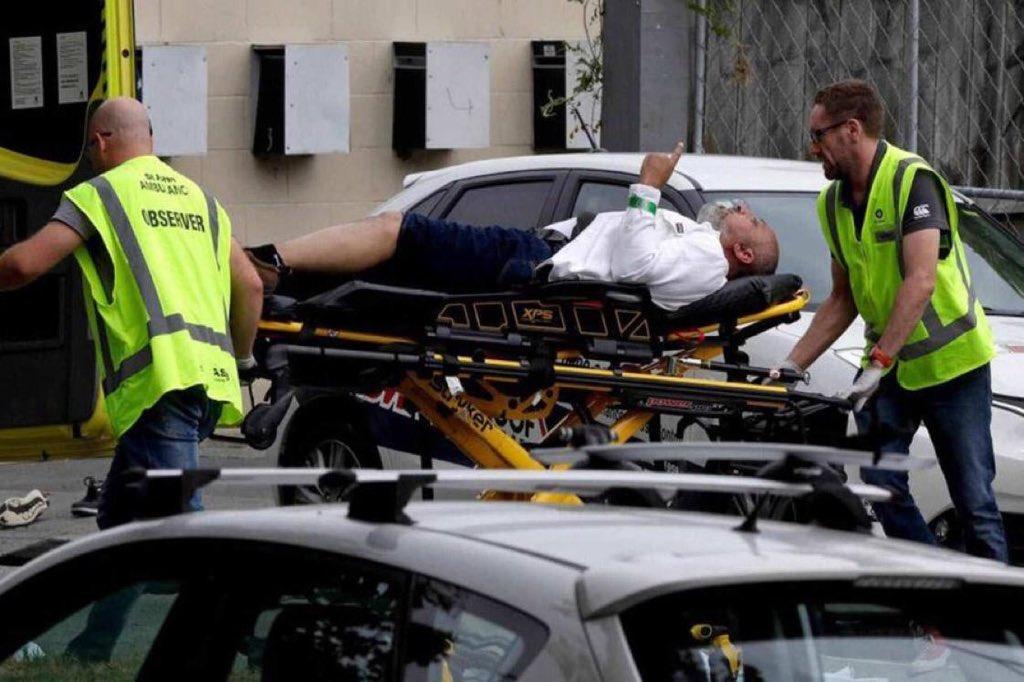 هاشتاق السعودية's photo on #حادث_نيوزيلندا_الارهابي