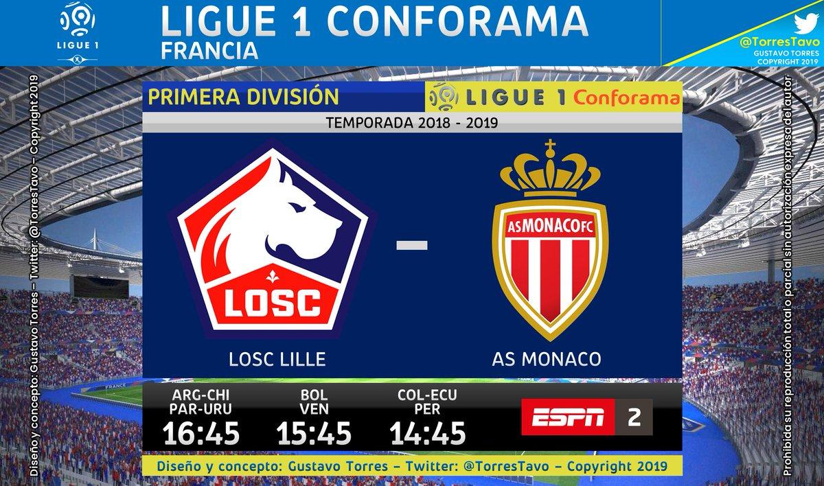 Gustavo Torres's photo on #Ligue1xESPN