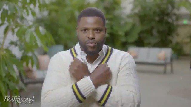 Watch #BlackPanther star @Winston_Duke explain how his fans interact with him: https://t.co/mlaMtQIIB4 https://t.co/CJEV6E93sS