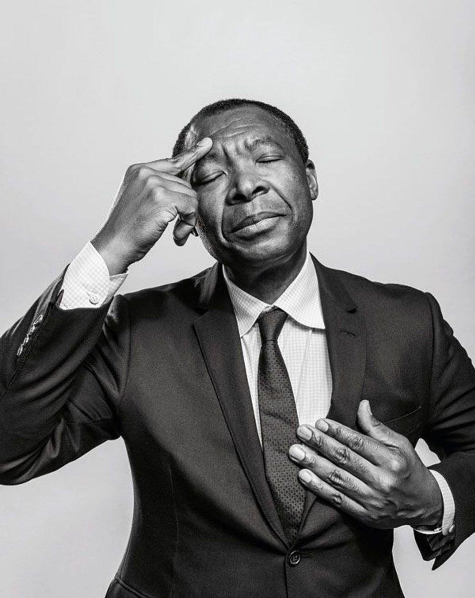 SZ Magazin's photo on Okwui Enwezor
