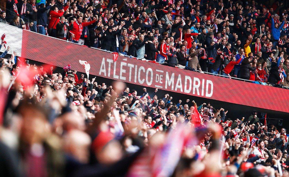 #LigaIberdrola 23e journée : Atletico Madrid - FC Barcelone à guichets fermés au Stade Wanda Metropolitano !  68 000 personnes vont assister dimanche à ce choc du championnat espagnol, un nouveau record en Europe !  https://www.coeursdefoot.fr/event/liga-iberdrola-atletico-madrid-fc-barcelone-a-guichets-fermes-au-stade-wanda-metropolitano-/…