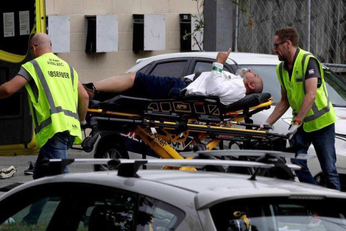 خبر عاجل's photo on #حادث_نيوزيلندا_الارهابي