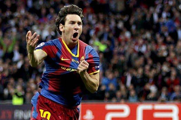 Two different legs of quarter but same ending ( barça winning ) #ForcaBarca