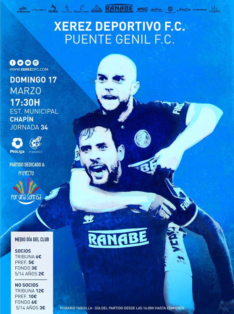 XEREZ DEPORTIVO FC's photo on DÍA DE PARTIDO