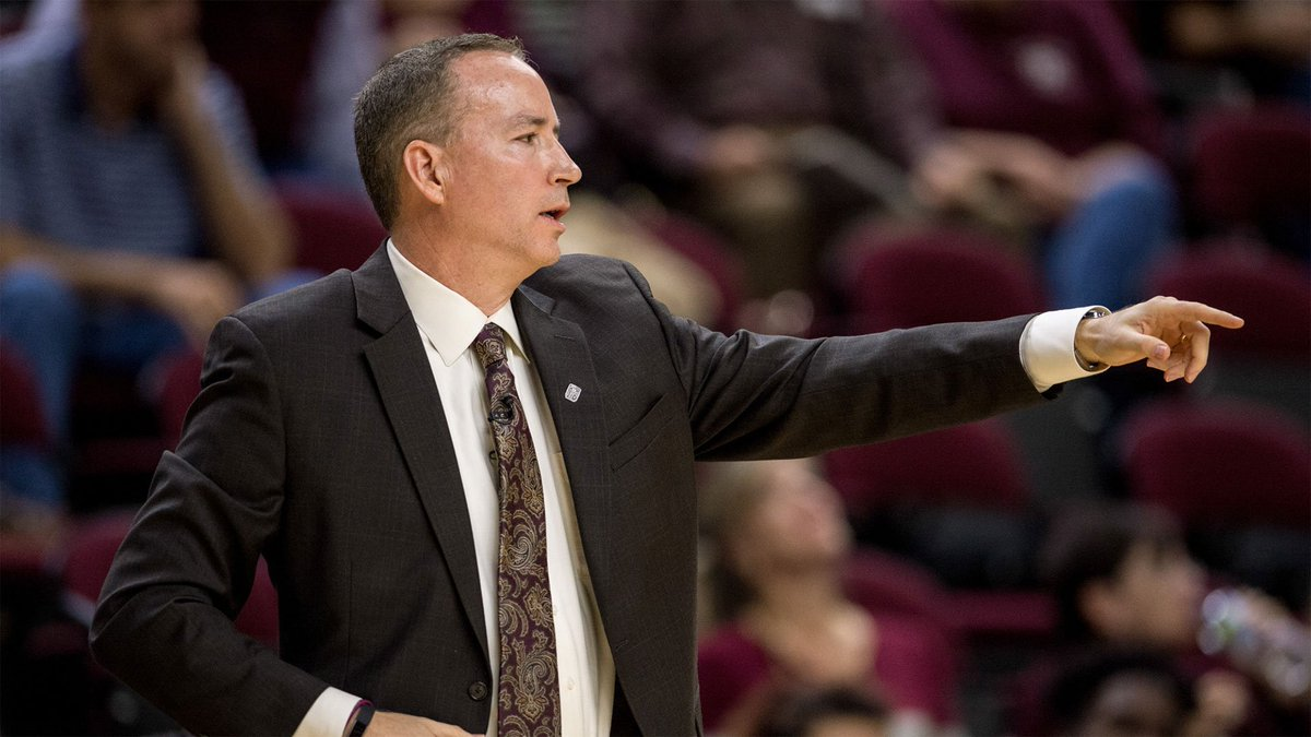 Director of Athletics Scott Woodward has announced that Billy Kennedy will not return as head coach of the men's basketball team.  Full story ➡️ http://aggi.es/2TaG8tA