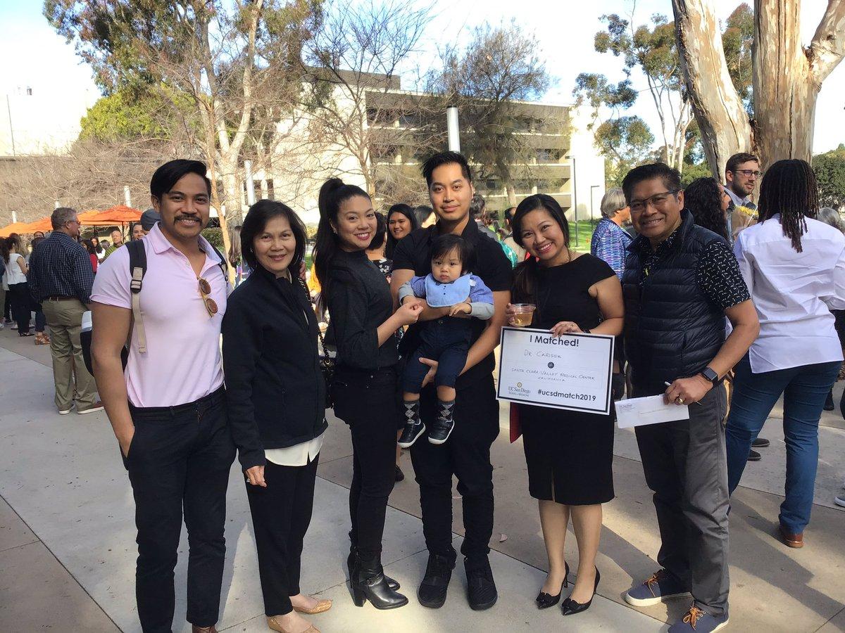 UCSD SOM Diversity & Community Partnerships's photo on #MatchDay2019