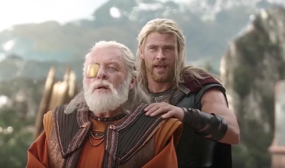 Remember Thor summoned Mjolnir when he's dealing with Odin (who was Loki in disguise) in Ragnarok? He pulled the same trick on Carol. Loki was so scared and yielded while Carol didn't even flinch.  He wishes his brother was here.