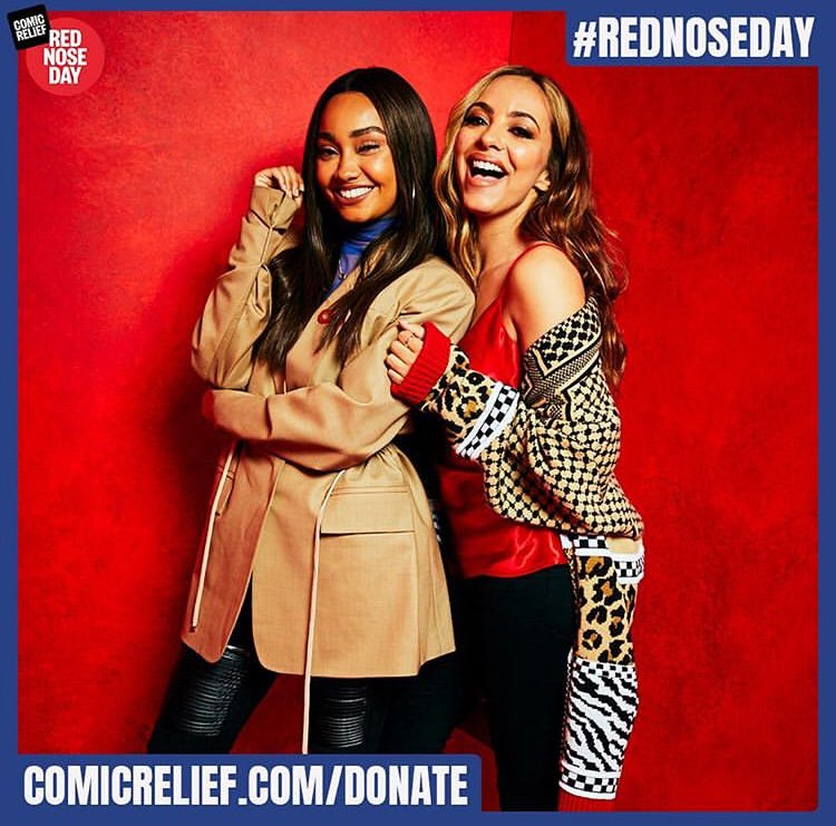 LITTLE MIX UPDATES👑's photo on Comic Relief