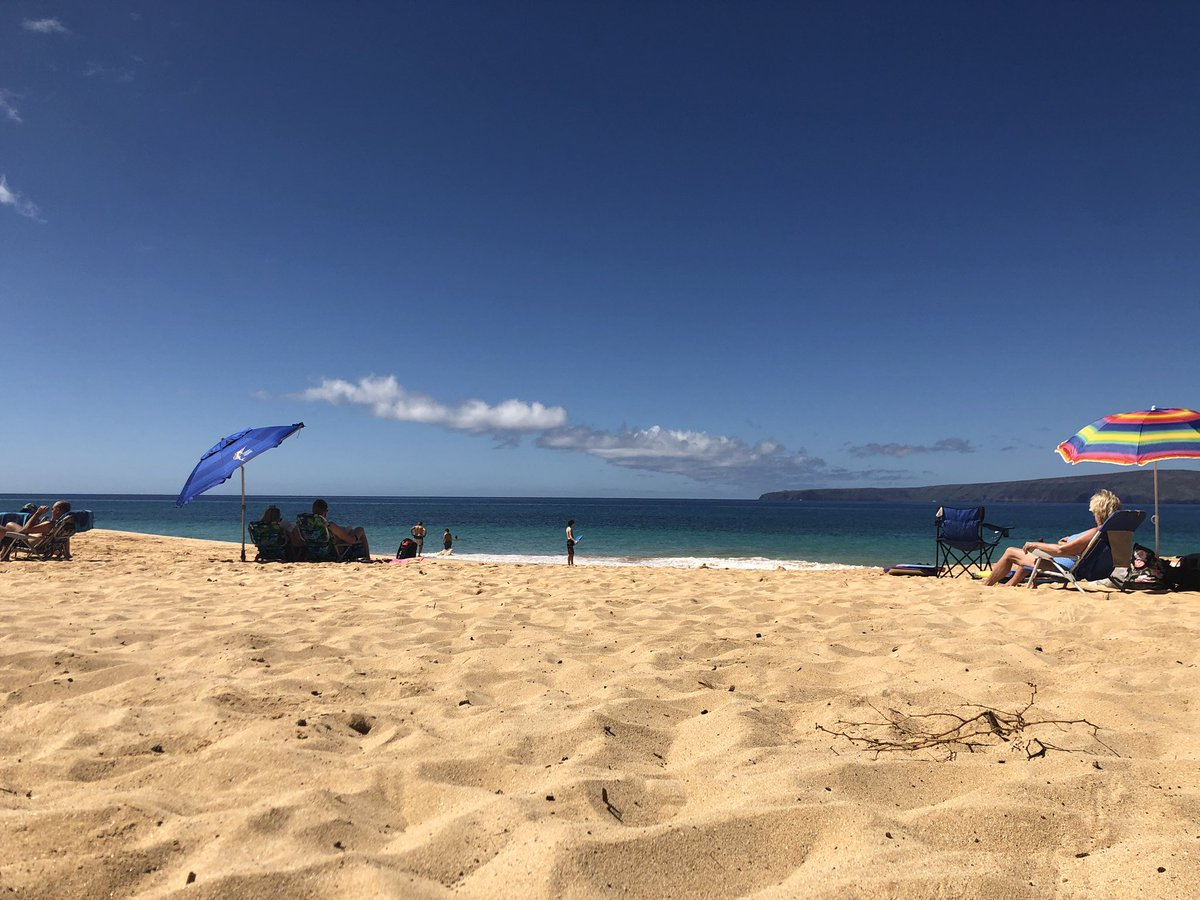 test Twitter Media - Big Beach absolutely gorgeous!!! #CMWeather https://t.co/D9wv6RfzCy