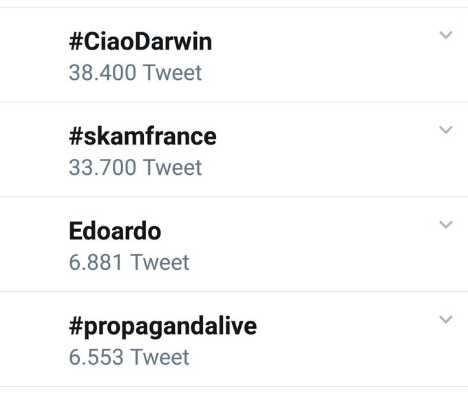 #propagandalive Foto