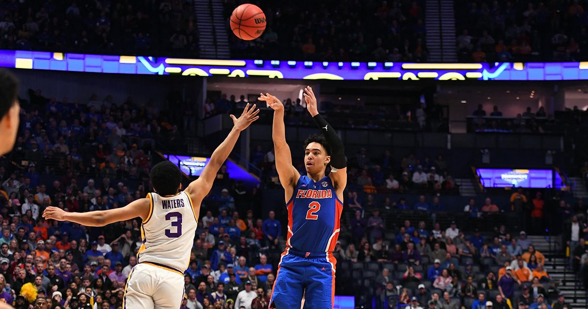 LSU loss to Florida in SEC quarterfinals