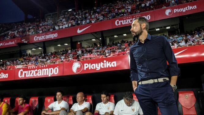 Pablo Machín's photo on Con 27