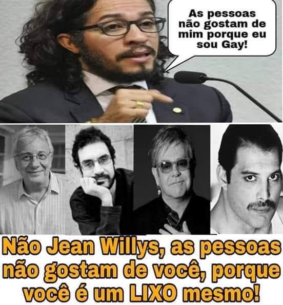Juli🇧🇷🐒👠🦂🌹ObrigadaMoro🌻🍀🥀's photo on #JeanWillisMentiroso