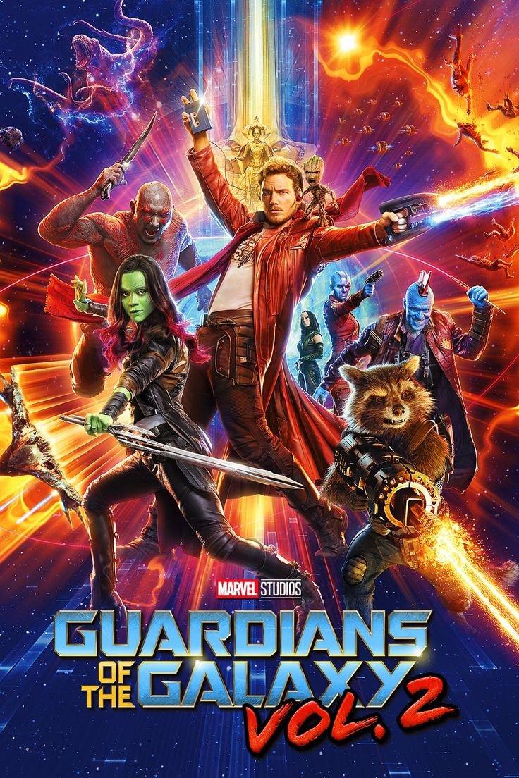 Gorka Macias's photo on Guardianes de la Galaxia