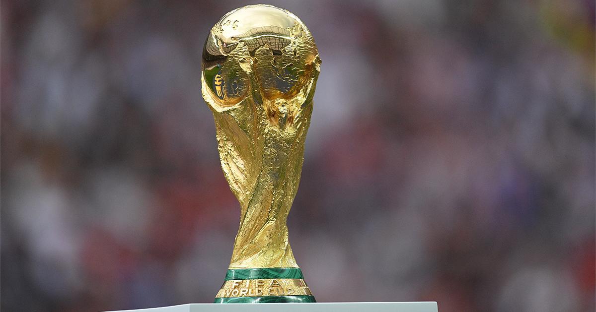 L'ÉQUIPE's photo on La FIFA