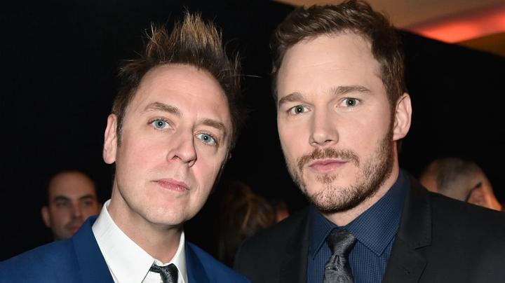 BREAKING: James Gunn is reportedly returning to direct Guardians of the Galaxy Vol. 3. https://t.co/ZTRu8mndiy https://t.co/I2NPHo1wju