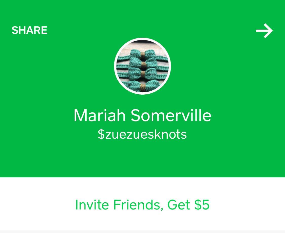 Mariah Somerville's photo on #CashAppFriday