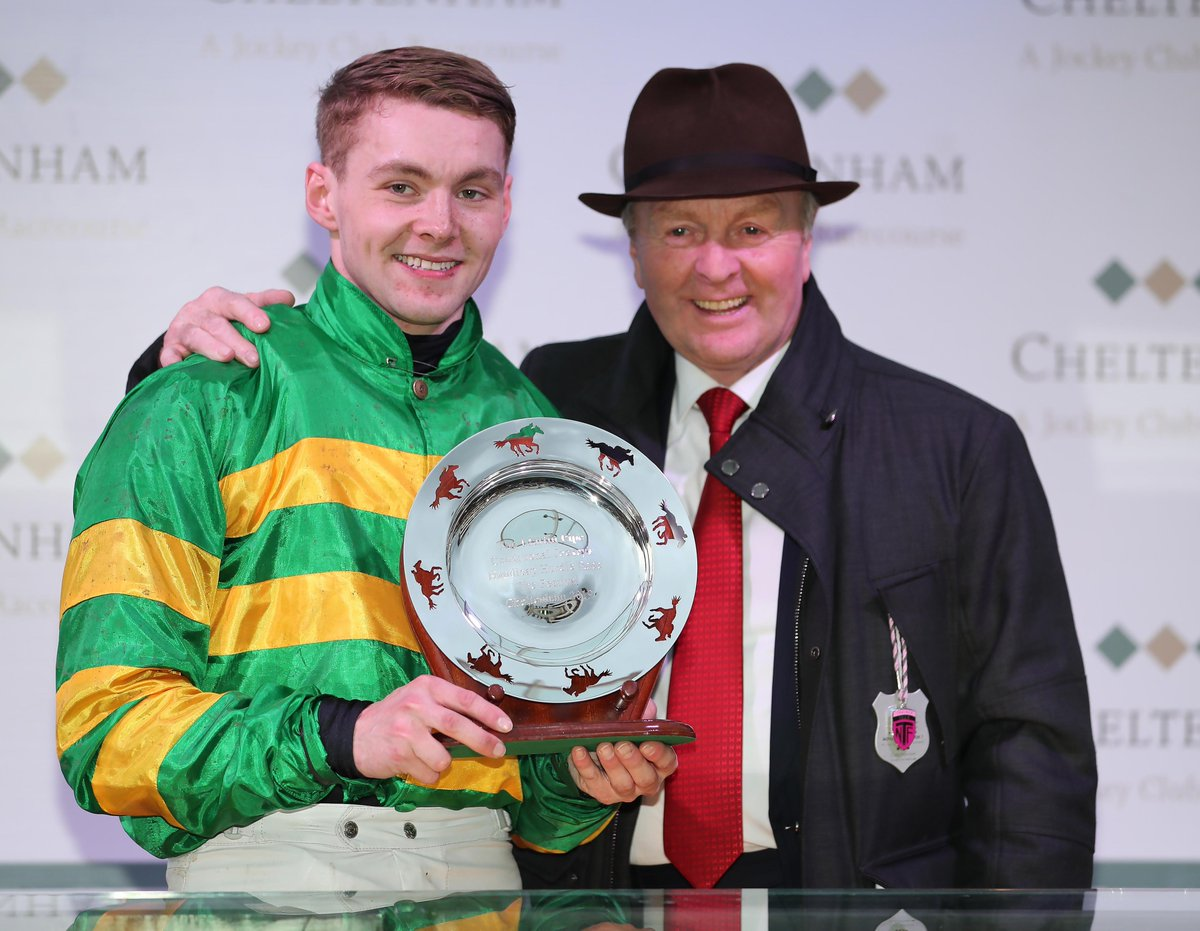 Racing Post's photo on Martin Pipe