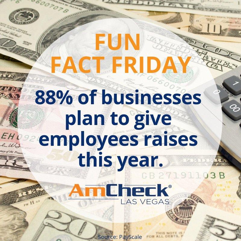 AmCheck Las Vegas's photo on #FunFactFriday