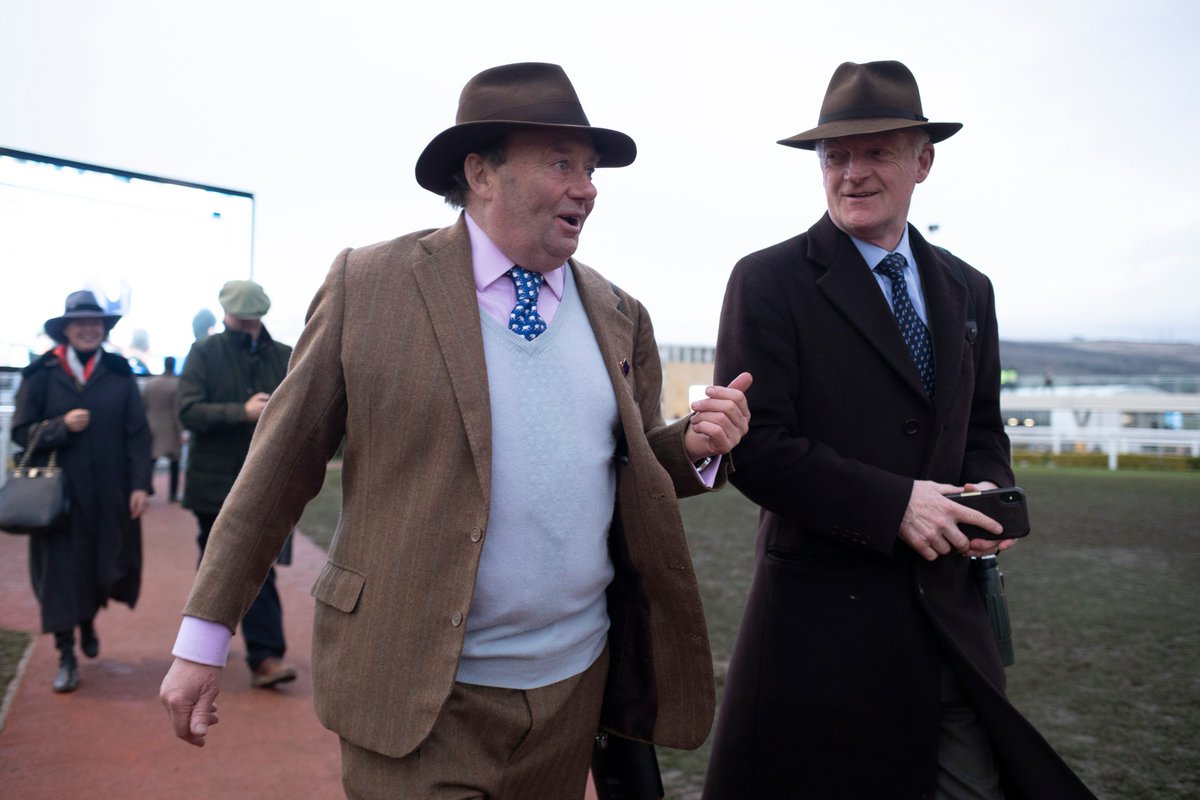 Racing Post's photo on Willie Mullins