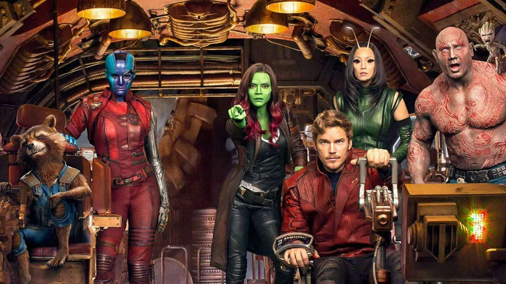 GameSpot Universe's photo on Guardians of the Galaxy Vol