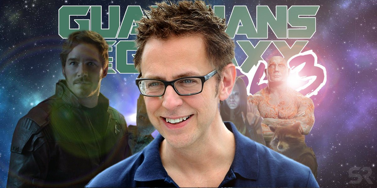 Screen Rant's photo on James Gunn