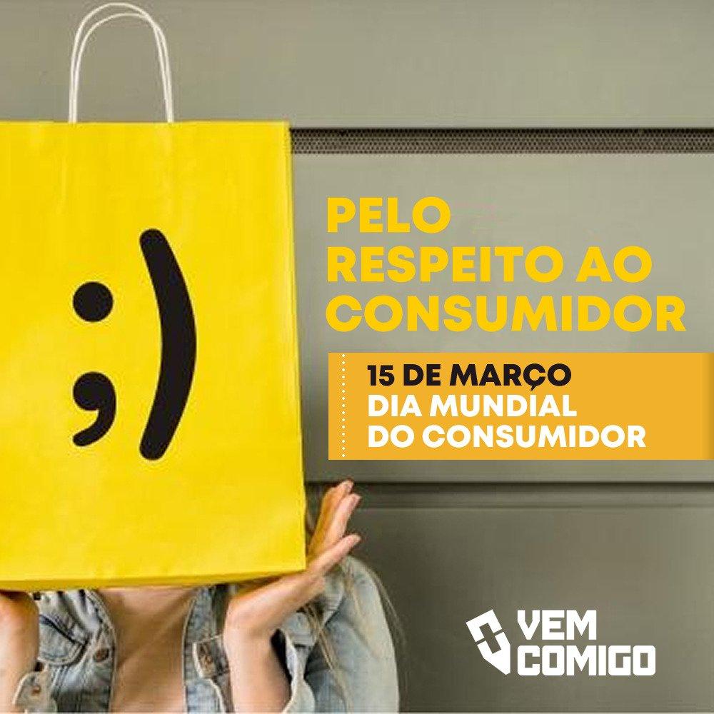Instituto Vem Comigo's photo on #DiaDoConsumidor
