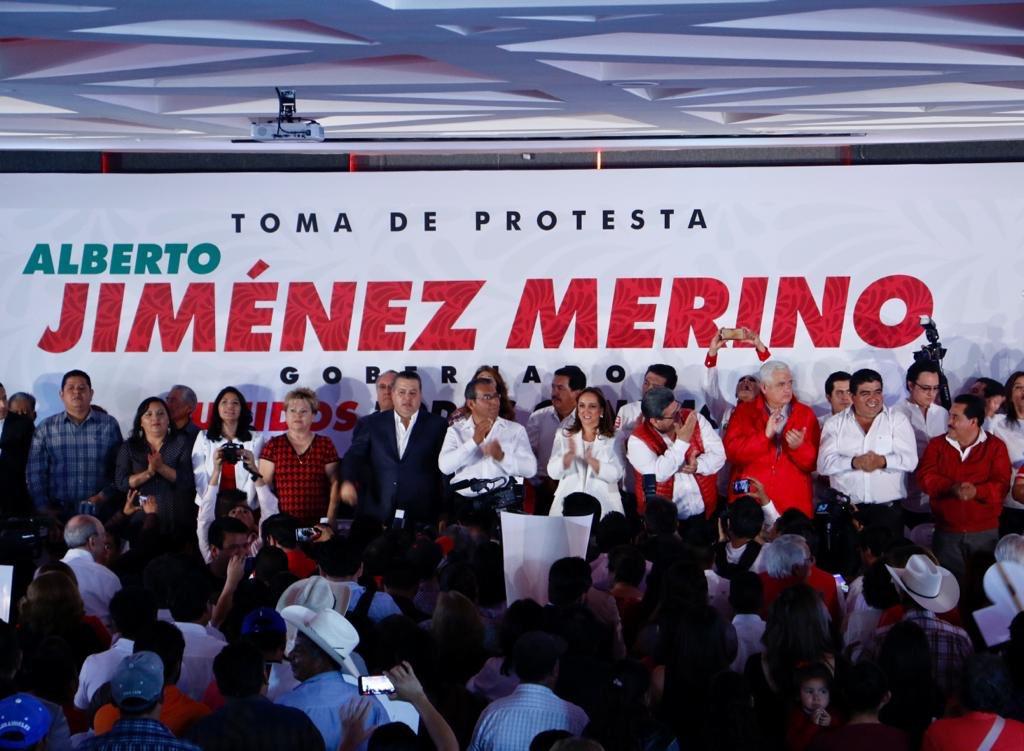 Claudia Ruiz Massieu's photo on #PueblaConMerino