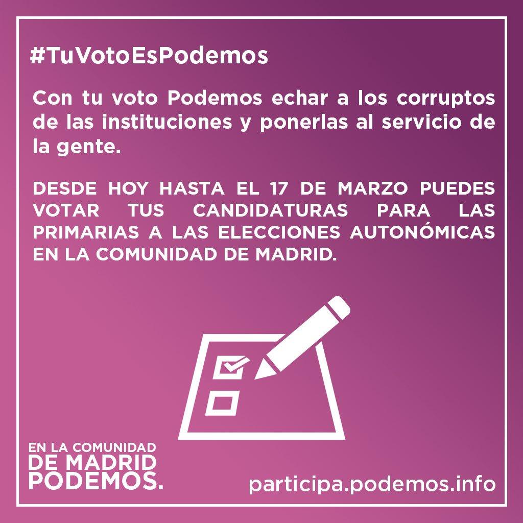 Lola Amadeo's photo on #TuVotoEsPodemos