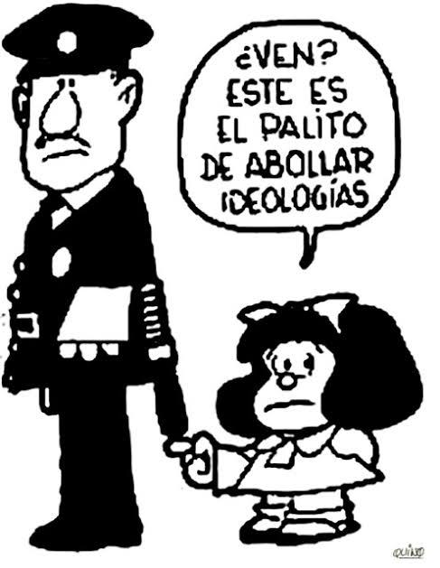 Mandarina's photo on #Mafalda