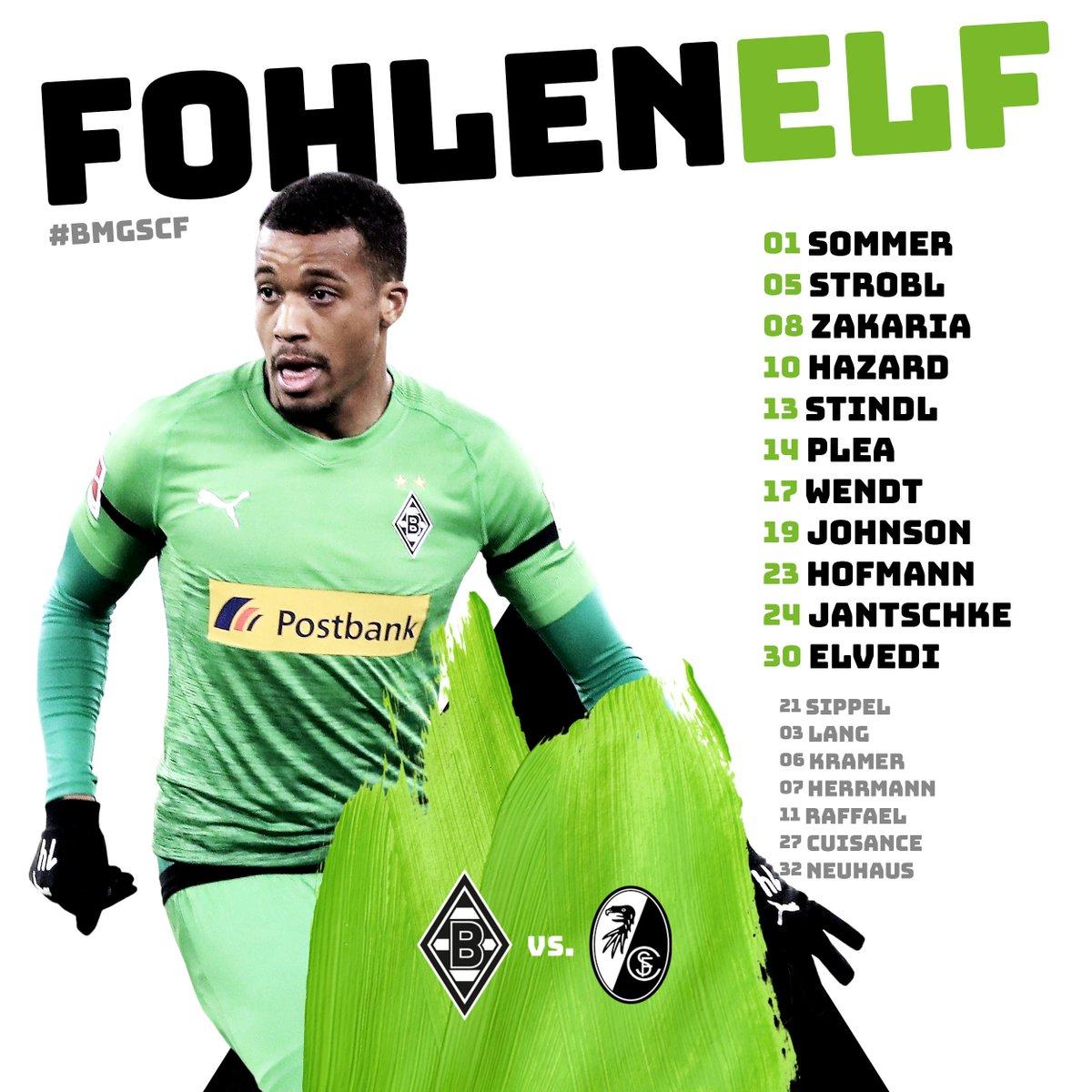 Gladbach's photo on #DieFohlen
