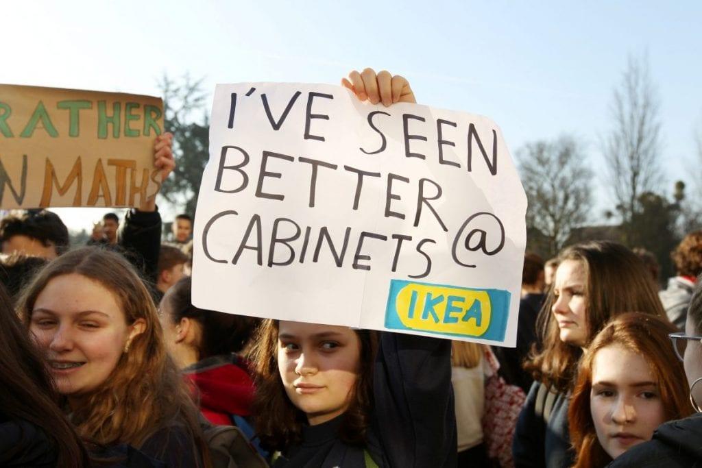 The London Economic's photo on #ClimateStrikeUK