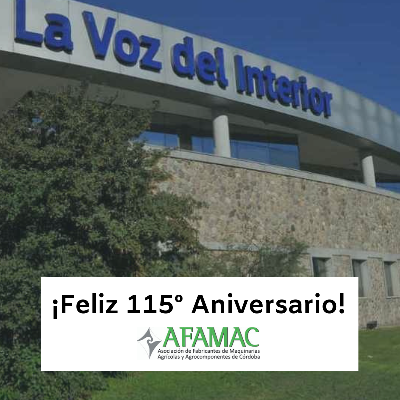 AFAMAC's photo on #LaVoz115años