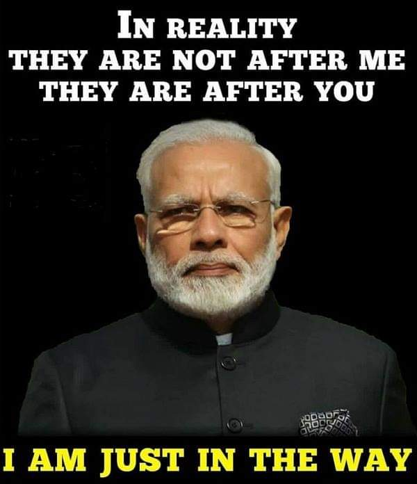 Saandiip P Nayak's photo on #ModiVsWho