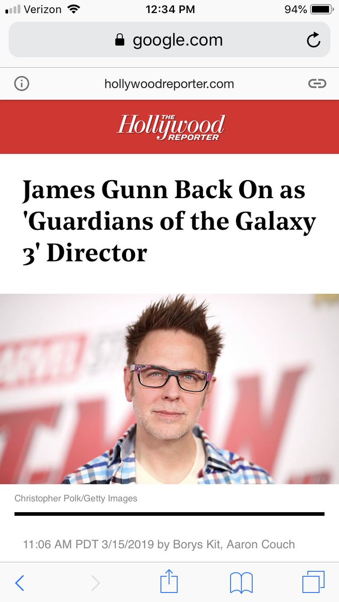 mindy_#RehiredJamesGunn_marvelmom's photo on #RehireJamesGunn
