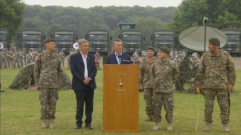 ALERTA 140's photo on Ejército Argentino
