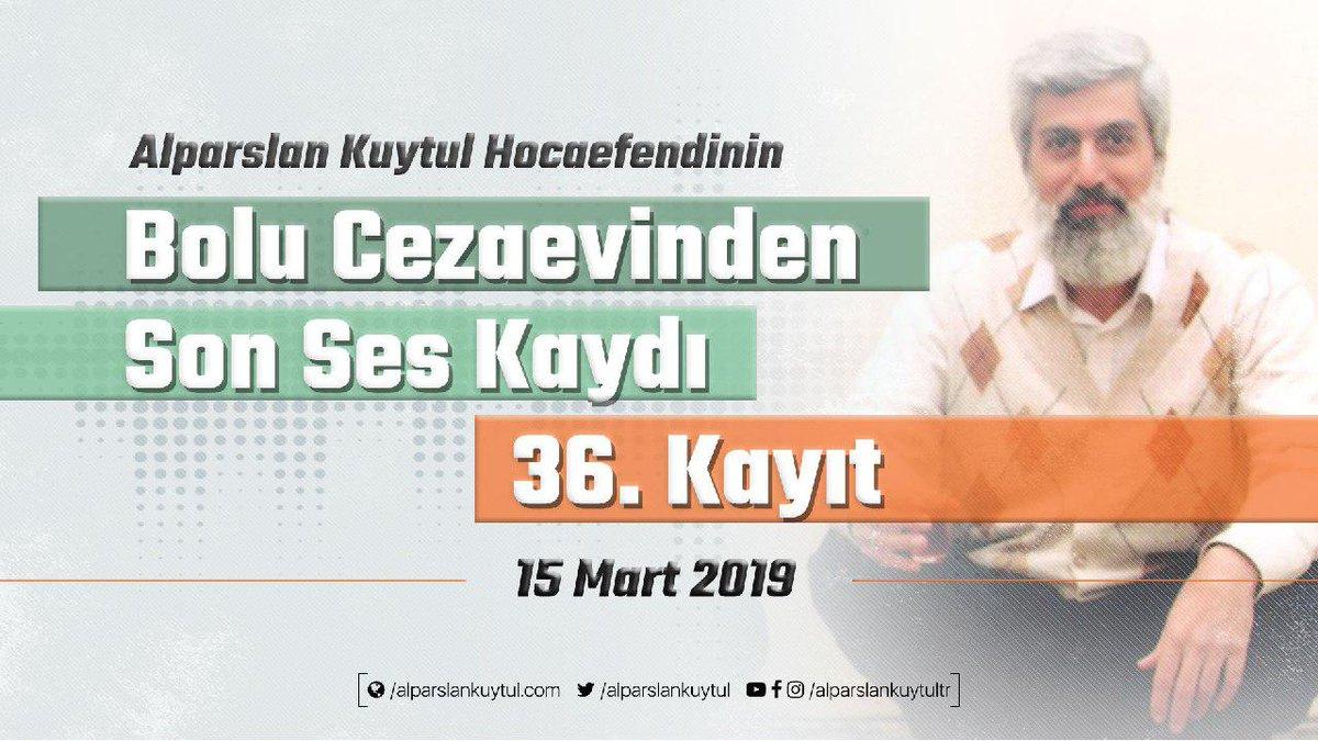 Alparslan Kuytul's photo on HaçlıTerörüne ÇareVahdet