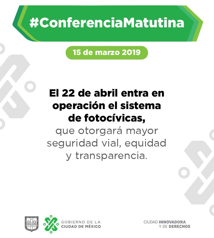 Gobierno CDMX's photo on #fotocívicas