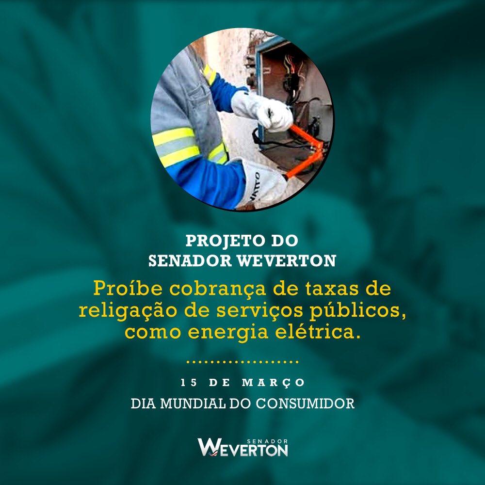 Weverton's photo on #DiaDoConsumidor